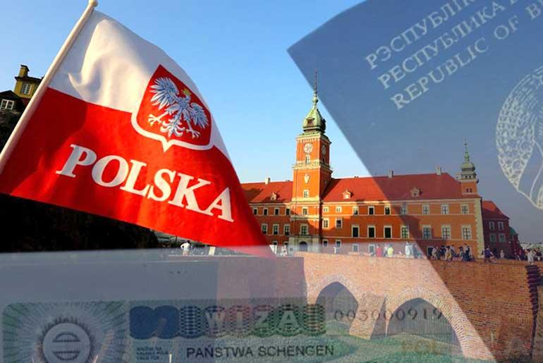 Возобновилась выдача туристических виз в Польшу